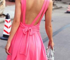 Little Bow Dress